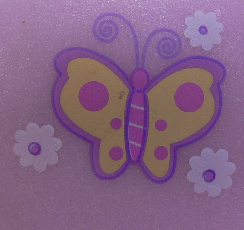 G3 My Little Pony Reference Butterfly Insect Ponies