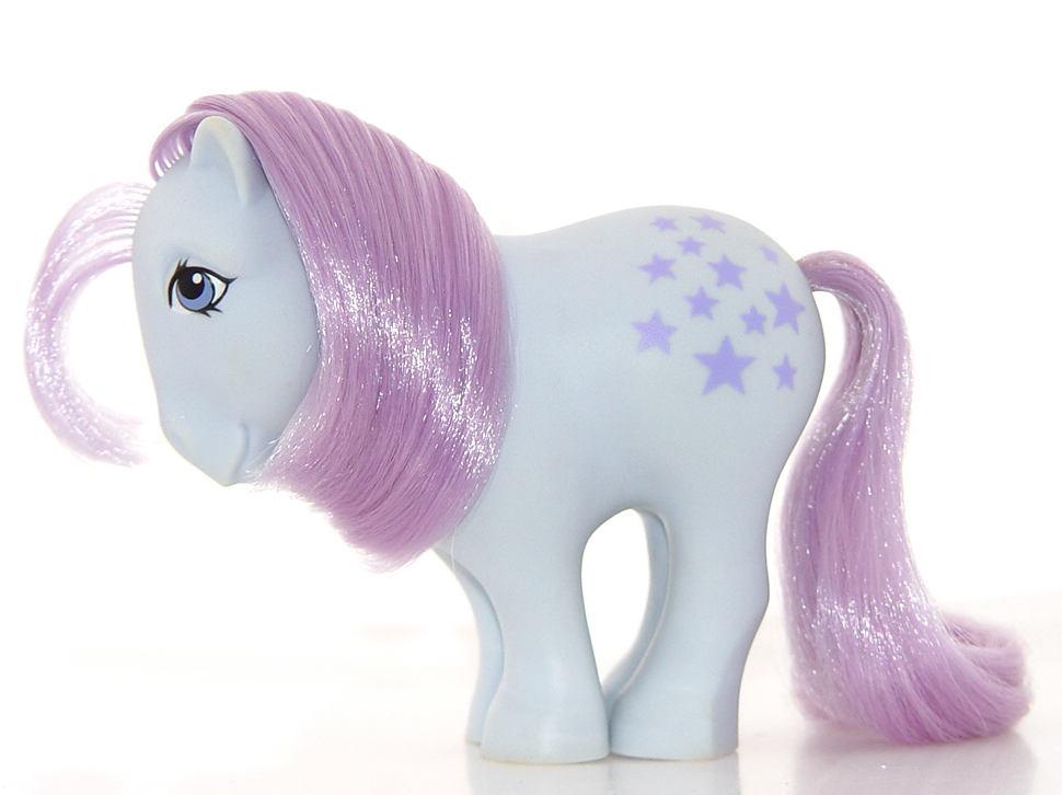 G1 My Little Pony United States Usa