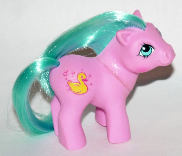 G1 My Little Pony Identification By Body Color