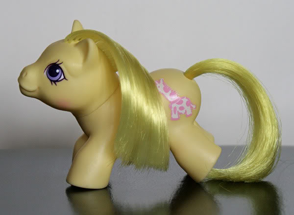 my little pony g1 price guide