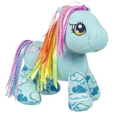 G3 My Little Pony Index By Body Type Plush