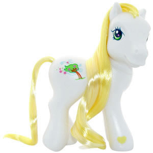 G3 My Little Pony Breezie