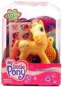 G3 My Little Pony Bumblesweet