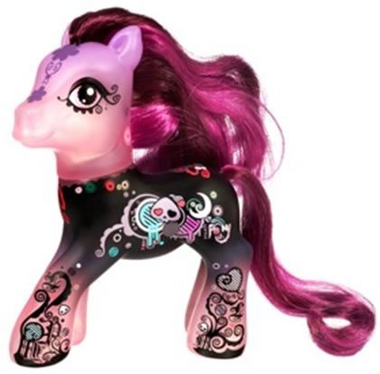 g3 my little pony reference identification index by color purple
