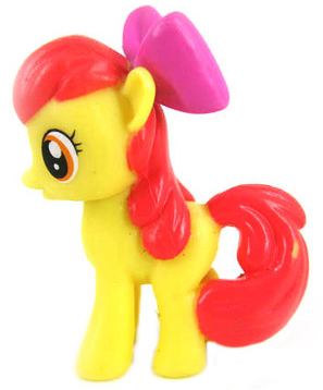 G4 My Little Pony Reference Apple Bloom Friendship Is
