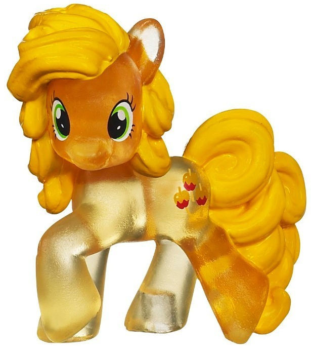 G4 My Little Pony Reference Yellow Ponies