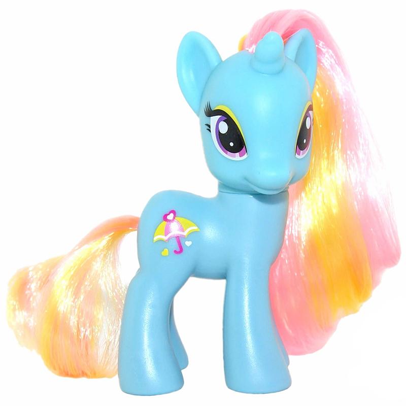 G4 My Little Pony Reference Dewdrop Dazzle Friendship