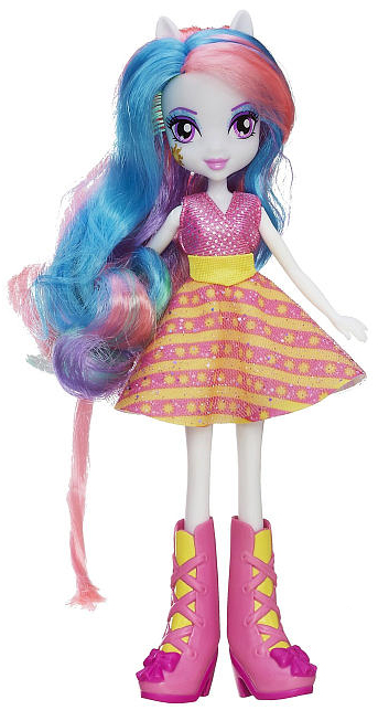 G4 My Little Pony Zecora Equestria Girls