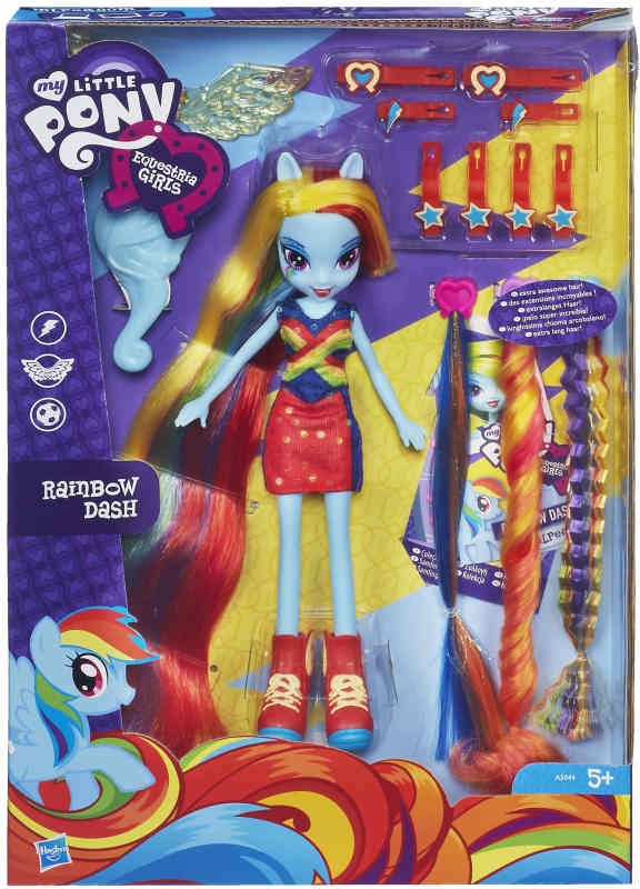 G My Little Pony Reference Index By Theme Rainbow Power - Rockin hairstyles dolls