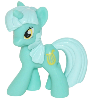 G4 My Little Pony Reference Lyra Heartstrings Friendship Is Magic