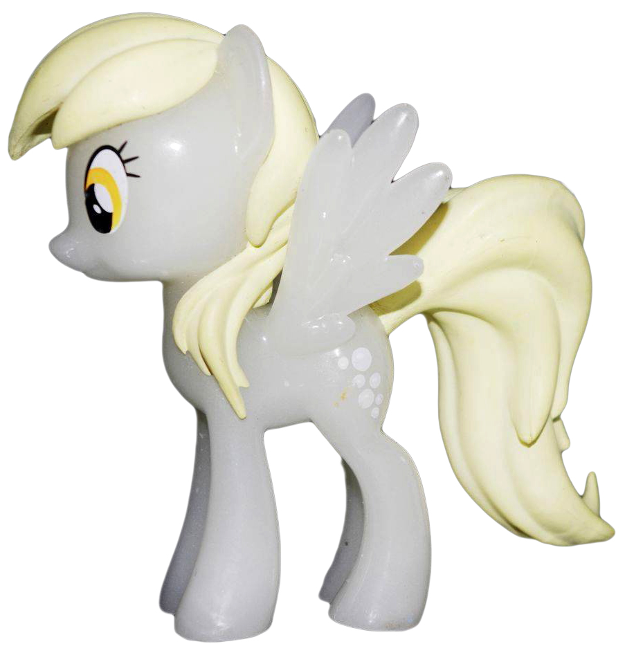 G4 My Little Pony Reference White Ponies