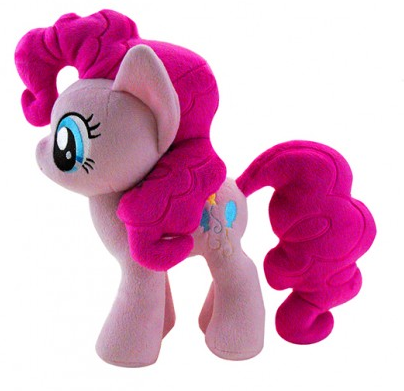G4 My Little Pony Plush Ponies Friendship Is Magic