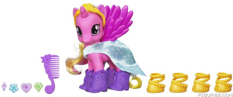 G4 My Little Pony Princess Cadance Fashion Style
