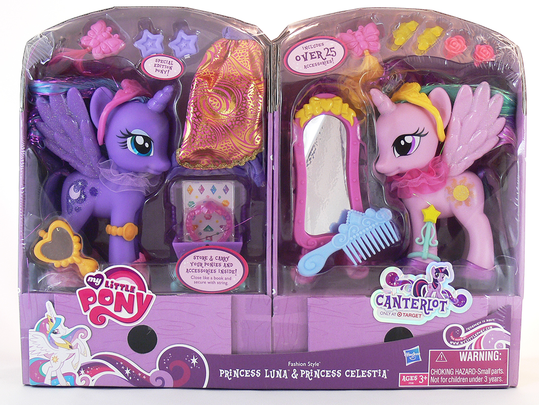 G4 My Little Pony Reference Princess Celestia Friendship Is Magic
