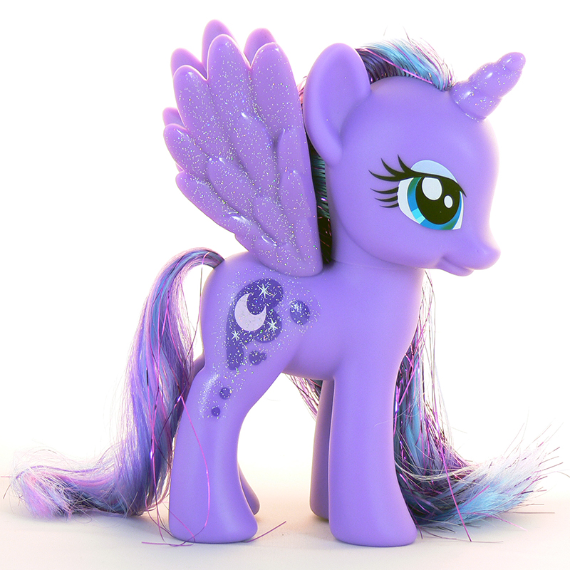 G4 my little pony princess luna friendship is magic - Princesse poney ...