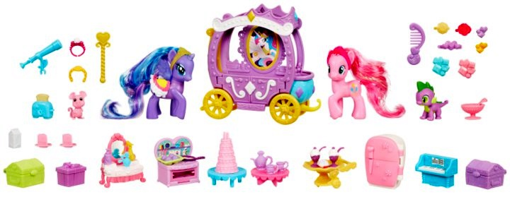 My Little Pony Toy Food : G my little pony reference princess luna friendship is