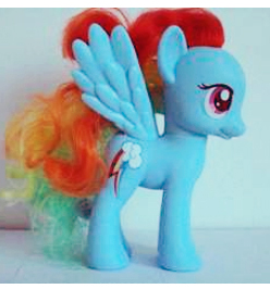 G4 My Little Pony Reference Rainbow Dash Friendship Is Magic