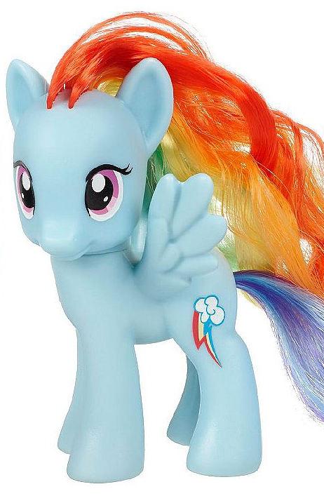 Rainbow Dash Toy