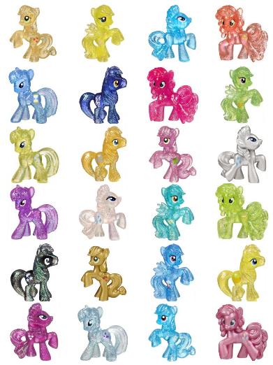 "My Little Pony Blind Bag Wave 10 /""PEACHY SWEET/"" Mini Friendship is Magic"