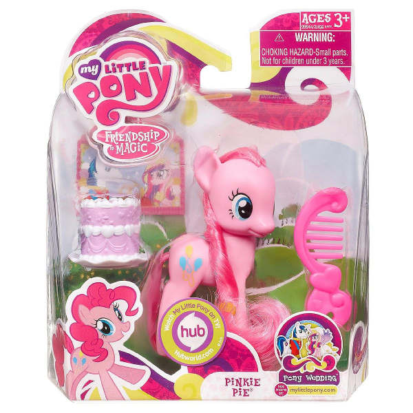 My Little Pony Toy Food : G my little pony reference pinkie pie friendship is magic