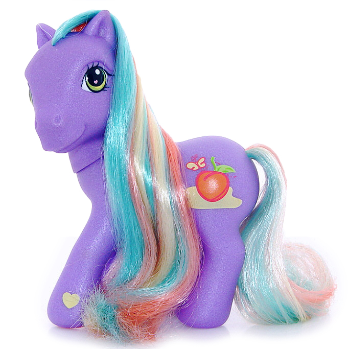G3 My Little Pony - Tea Lily