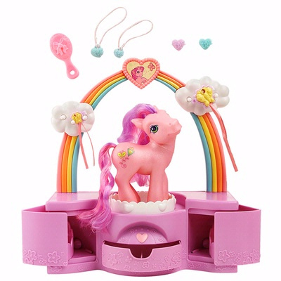 My Little Pony Jewelry Box Delectable G60 My Little Pony Reference Identification Skywishes